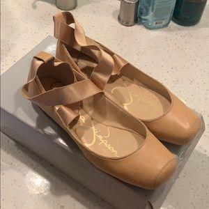 Jessica Simpson Manzis ballerina flats